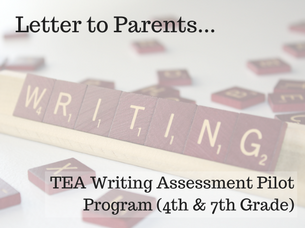 TEA Writing Assessment Pilot Program